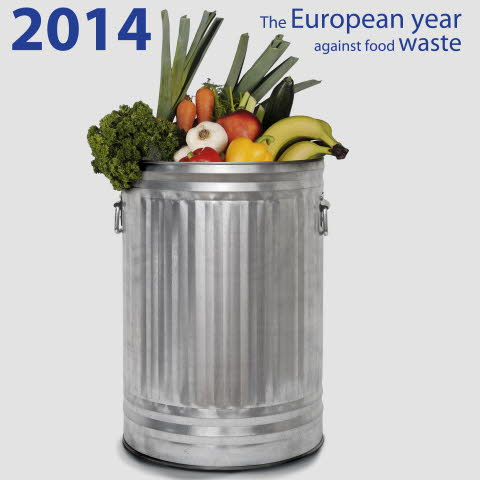 European Parliament : 2014 The Year Against Food Waste