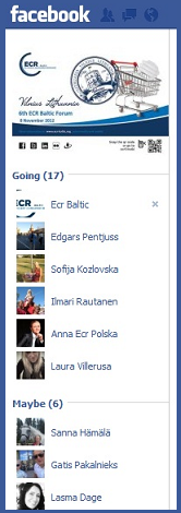 ECR Forum on Facebook